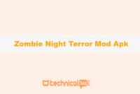 Zombie Night Terror Mod Apk