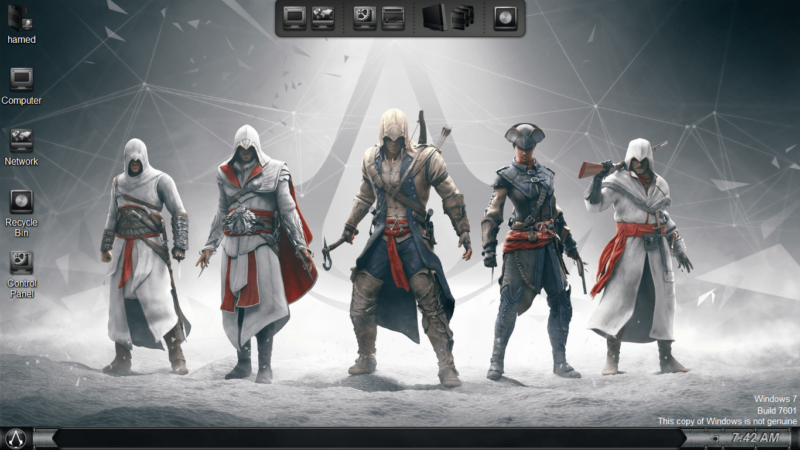 2. Assassin's Creed