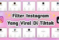 filter ig viral